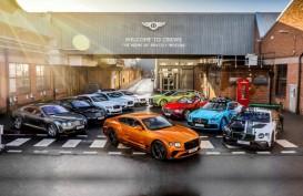 Bentley Selesaikan Produksi Continental GT ke 80.000 Unit