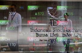 Kapitalisasi Pasar BEI Ikut Rontok Bersama IHSG