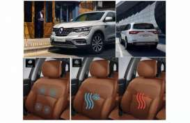 Wew, Renault Koleos Kini Dilengkapi Kursi Pijat