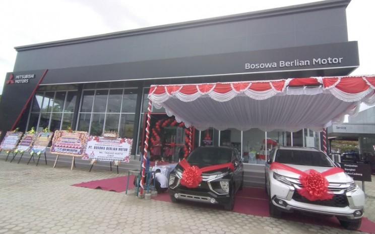 Dealer Mitsubishi Motors di Papua.  - MMKSI