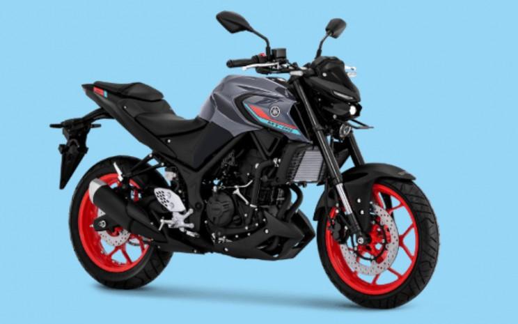 Yamaha MT25.  - Yamaha
