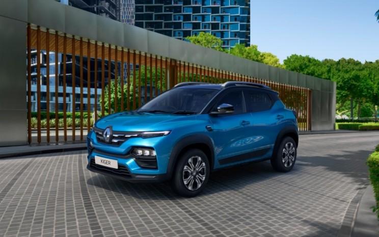 Renault Kiger adalah konsentrat energi dengan dua wajah: modernitas perkotaan dan kelincahan di jalan manapun.  - Renault
