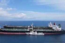Diduga Transfer BBM Ilegal, Kapal Mungil Bakamla Tak…