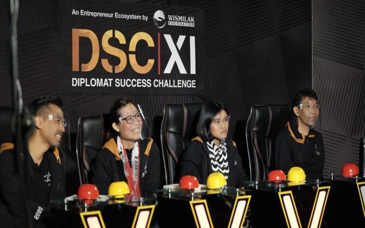 Penyelenggaraan tahap National Selection DSC XI digelar dengan memperhatikan dan menerapkan protocol kesehatan yang ketat. - diplomatsukses.com