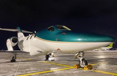 HondaJet Elite Kantongi Izin Terbang di Rusia