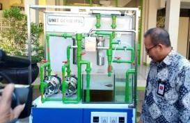 Kemenperin Ciptakan Alat Pemantau Air Limbah Berteknologi 4.0