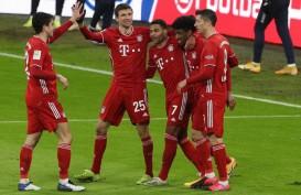 Hasil Lengkap Bundesliga, Munchen & Dortmund Raup Poin Penuh