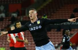 Hasil Liga Inggris, Aston Villa Akhiri Catatan Buruk vs Southampton