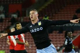 Hasil Liga Inggris, Aston Villa Akhiri Catatan Buruk…