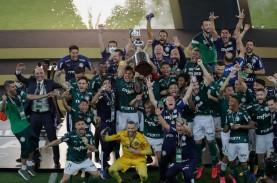 Palmeiras Juara Copa Libertadores, Gol Menit ke-9…