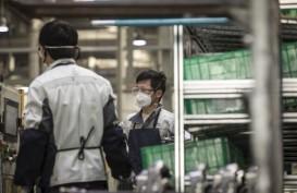 Output Manufaktur China Kembali Melambat pada Januari 2021