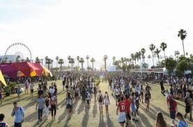 Festival Musik Coachella Ditunda Lagi Tahun Ini