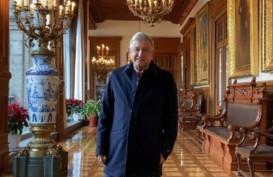 Terpapar Covid-19, Ini Kondisi Terakhir Presiden Meksiko