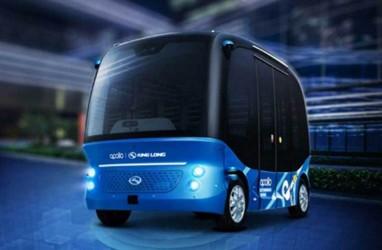 Perusahaan China Baidu Diizinkan Uji Mobil Otonom di AS