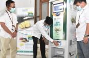 Bank Syariah Mandiri Hadirkan ATM Beras di Masjid Nurul Iman Padang