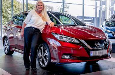 Pabrik Mobil Nissan Leaf Umumkan Langkah Bebas Karbon, Ini Rencananya