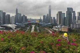 Manufaktur China Kembali Melambat Jelang Tahun Baru…