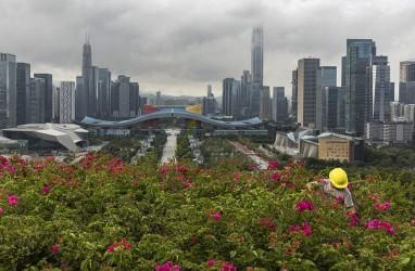 Manufaktur China Kembali Melambat Jelang Tahun Baru Imlek