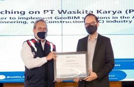 Waskita Karya Gandeng Esri Indonesia, Kembangkan Proyek Landmark Berbasis GeoBIM