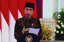 Jokowi Ingin Indonesia Jadi Pusat Gravitasi Ekonomi Syariah Global