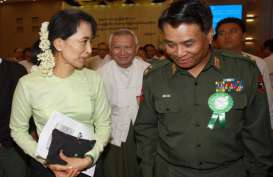 Militer Myanmar Tahan Aung San Suu Kyi Cs, Amnesty International Bereaksi
