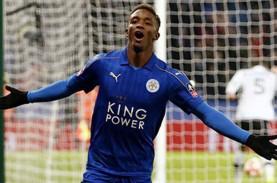 Tinggalkan Leicester City, Demarai Gray Perkuat Bayer…