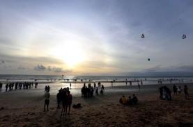 2020 jadi Tahun Terendah Kunjungan Wisman ke Bali