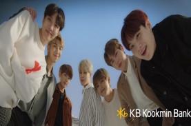 Iklan KB Kookmin Bank yang Tampilkan BTS Lampaui 20…