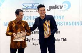 Sky Energy (JSKY) Bidik Pendapatan Rp700 Miliar Lebih pada 2021