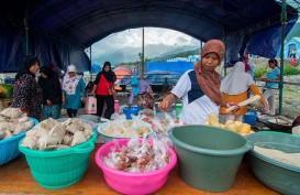 Stok Logistik untuk Korban Bencana Longsor Sumedang Aman Sampai Maret