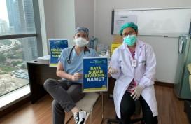 Habis Disuntik Vaksin Virus Corona, Dokter Ini Ngidam Nasi Padang