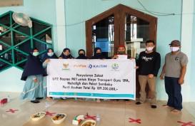 Dukung Program Kemanusiaan dan Dakwah, UPZ Pupuk Kaltim Salurkan Bantuan Rp186 Juta