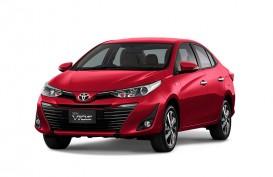 Mobil Produksi Indonesia, Toyota Vios Andalkan Pasar Ekspor