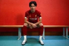 Pemain Liverpool Takumi Minamino Perkuat Lini Tengah…