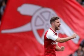 Arsenal Resmi Lepas Shkodran Mustafi ke Schalke 04