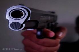 Polisi Tembak Mati DPO D, Istri Korban Datangi Penyidik
