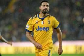 Sami Khedira Tinggalkan Juventus, Pulang ke Jerman…