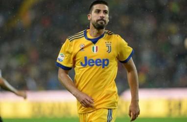 Sami Khedira Tinggalkan Juventus, Pulang ke Jerman Perkuat Hertha