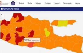 Zona Merah Corona Jatim Tersisa Madiun dan Trenggalek
