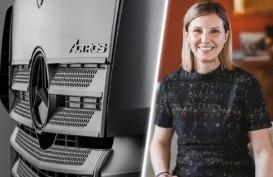 Karin Radstrom Ambil Alih Manajemen Truk Mercedes-Benz