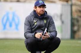 Marseille Bekukan Tugas Pelatih Andre Villas-Boas