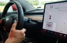 Recall! Tesla Model S dan Model X Alami Masalah Layar Sentuh
