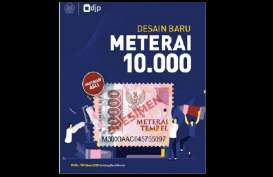 Cara Membubuhkan Tanda Tangan di Atas Meterai Rp3.000 dan Rp6.000