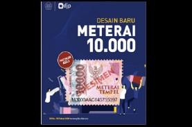 Cara Membubuhkan Tanda Tangan di Atas Meterai Rp3.000…