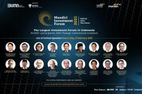 Mandiri Investment Forum 2021 Dukung Percepatan Pemulihan…