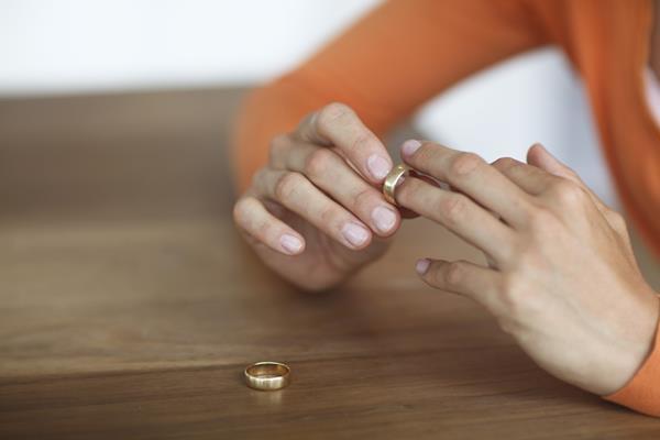 Ilustrasi perceraian.  - Istimewa