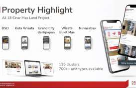 Mudahkan Konsumen Properti, Sinar Mas Land Luncurkan E-Katalog
