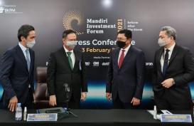 Ekonomi Diproyeksi Tumbuh 4,43 Persen di 2021, Bank Mandiri Siap Dukung Investasi
