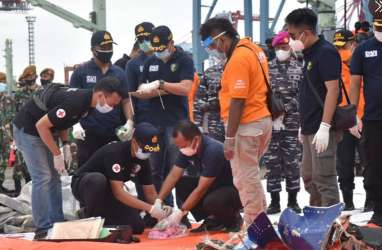 KNKT Jelaskan Isi Data Black Box Sriwijaya Air SJ-182