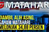 Diambil Asing, Saham Mahatari (MPPA) Melonjak 34,88 Persen
